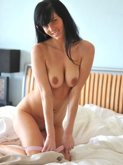 Busty dark haired erotic girlfriend - XXX Dessert - Picture 6