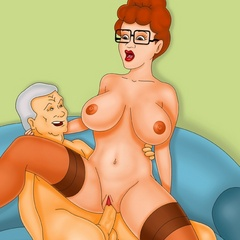 Hot cartoon beauties love sex and you can find lots - Picture 3