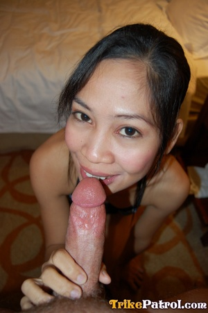 Sucking off his pepper and making Asian sex with him afterwards! - XXXonXXX - Pic 8