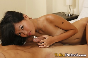 Picked up and made revel in Asian anal love! - XXXonXXX - Pic 9