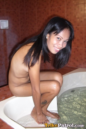 Fucking her doggy style and having incredible Asian testicular fluid later on!!! - XXXonXXX - Pic 15
