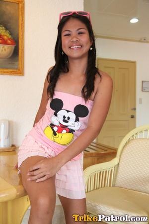 Horny babe is happy to demonstrate her xxx body! - XXXonXXX - Pic 15