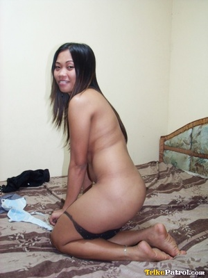 She is being an extremely lovely and spectacular Asian porn model! - XXXonXXX - Pic 4