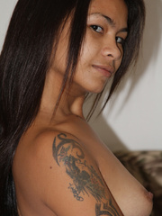 See what that comely tanned Asian xxx love is - XXXonXXX - Pic 15