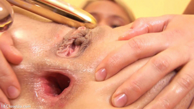 Get dirty anal finger tube the SEXIEST