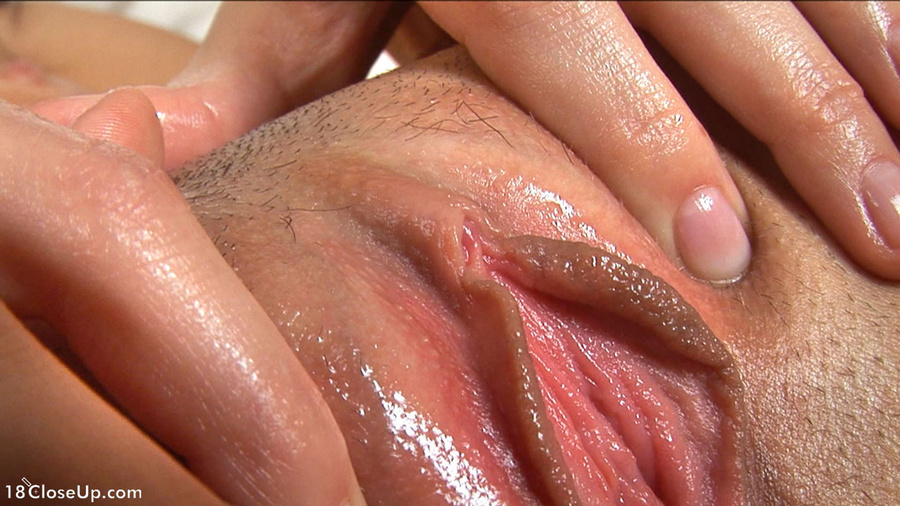 Pussy Licking Orgasm Close Up