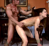 Dirty chick enjoys her asshole getting slammed and&hellip;