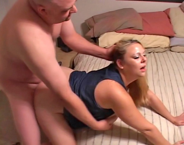 Sweet young bbw pounded on the thennis court