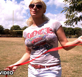 Birttanie is a naughty little MILF. While her…