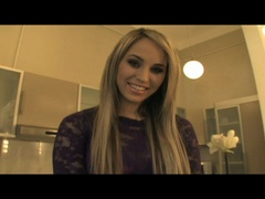 Blonde teen bitch gets her pooper stuffed - XXX Dessert - Picture 3