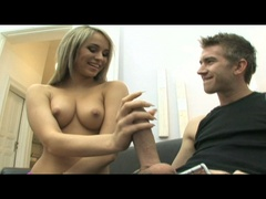 Blonde teen bitch gets her pooper stuffed - XXX Dessert - Picture 8