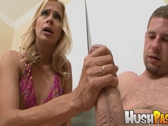 Blonde whore gets her slutty muff drilled - XXX Dessert - Picture 6