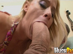 Blonde whore gets her slutty muff drilled - XXX Dessert - Picture 8