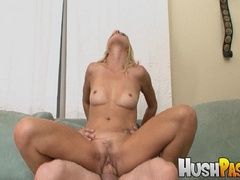 Blonde whore gets her slutty muff drilled - XXX Dessert - Picture 17