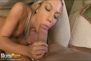 Blonde slut rubbing her cooch prior to s - XXX Dessert - Picture 10