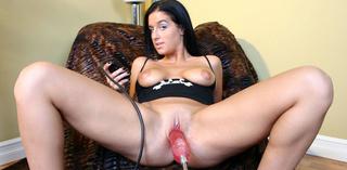sexy ass dark haired