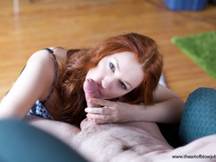 Awesome xxx pics of cute redhead - Sexy Women in Lingerie - Picture 4