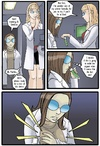 In this awesome adult cartoon doctor's assistant…