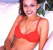 Indian Girl In Lingerie SaggyTits