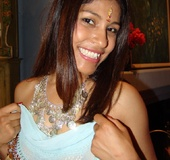 Indian Girl Spreading Pussy