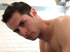 Dirty waiter cumming when getting his asshole - XXXonXXX - Pic 4
