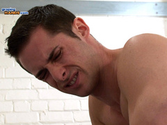 Dirty waiter cumming when getting his asshole - XXXonXXX - Pic 7