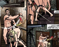 These bdsm comics naked slave babes - BDSM Art Collection - Pic 3