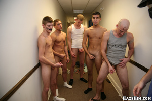 Dirty gay students sucking their mates cocks - Picture 7
