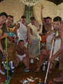 Naked guy get humiliated and forced - Picture 4