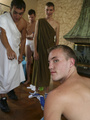 Naked guy get humiliated and forced - Picture 5