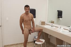 Naked freshmen in feathers open their poopers for their mates' rods - XXXonXXX - Pic 2