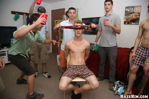 Cool gay birthday party in the college hostel - XXXonXXX - Pic 5