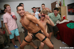 Cool gay birthday party in the college hostel - XXXonXXX - Pic 6