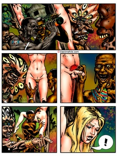 Wild toon tribals love fucking hot white - Popular Cartoon Porn - Picture 4
