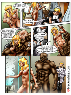 Swarthy blonde slut gets her toon cooch - Popular Cartoon Porn - Picture 2