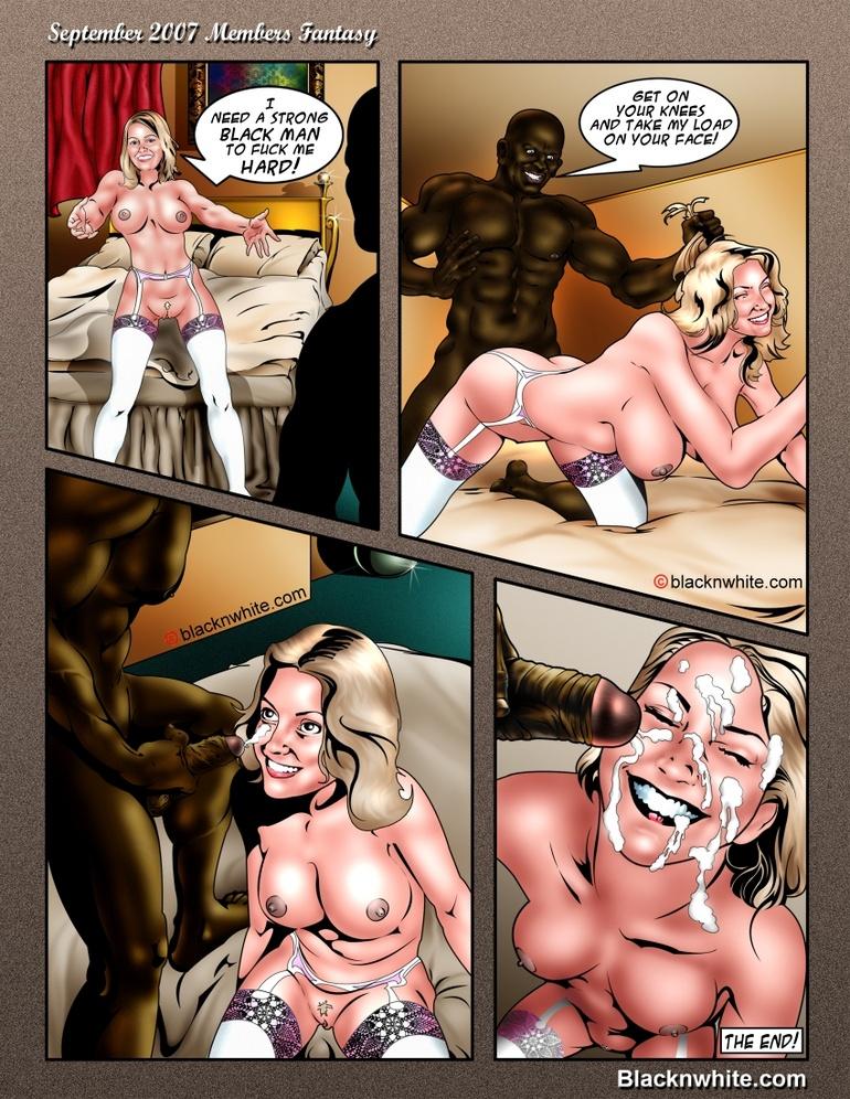 Порно черно белый комиксы фото 63337 фотография