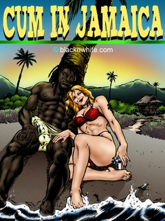 Sexy blonde went to Africa as she loves a lot - Popular Cartoon Porn - Picture 2