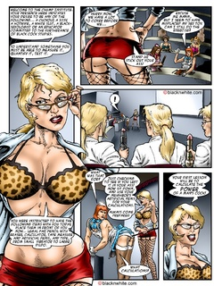 White dude gets horny and fucks sexy black - Popular Cartoon Porn - Picture 2