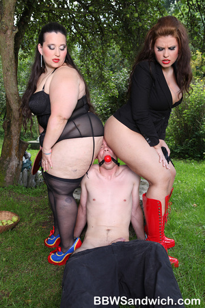 Sexy dude with a gag-ball gets dominated - XXX Dessert - Picture 8