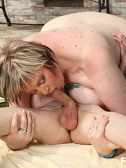Pool cleaner gets captured by mistress and - XXX Dessert - Picture 15
