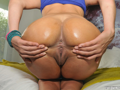 Swarthy latina mom rides a stiff rod and - XXX Dessert - Picture 6