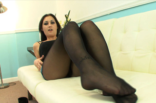 russian brunette whore black