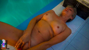 Elderly one hundred and twenty in the shade mature porn housewife is hugging her sexual gf - XXXonXXX - Pic 5