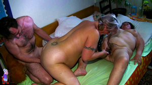 Two mature lesbian sluts and young lovelace are a good reason for swinger party - XXXonXXX - Pic 11
