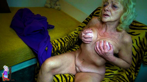 Two mature lesbian sluts and young lovelace are a good reason for swinger party - XXXonXXX - Pic 15