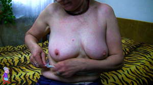 So what if you are old?. Your mature tits attract me like nothing else… - XXXonXXX - Pic 4