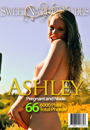 pregnant ashley demonstrates beauty