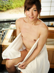 Small-titted Japanese transsexual - Sexy Women in Lingerie - Picture 2