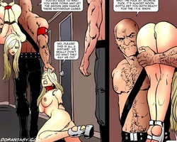 Thrilling cartoon gallery with lots of - BDSM Art Collection - Pic 3