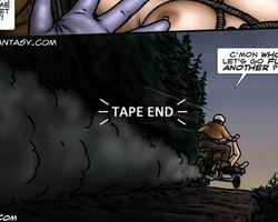Dirty cartoon pervert banging badly - BDSM Art Collection - Pic 6
